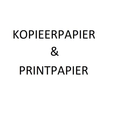 kopieer en printpapier