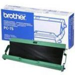 Brother PC-75 donorrol met cartridge