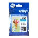 Brother LC-3213C inktcartridge cyaan / 400 afdrukken