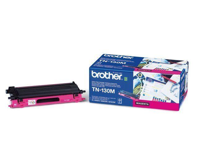 brother tn130m toner magenta 1500 afdrukken