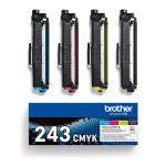 Brother TN-243CMYK voordeelverpakking / 1000 afdrukken