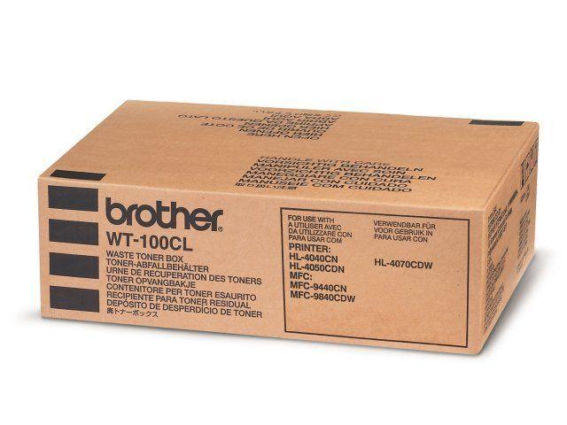 brother wt100cl waste toner pack