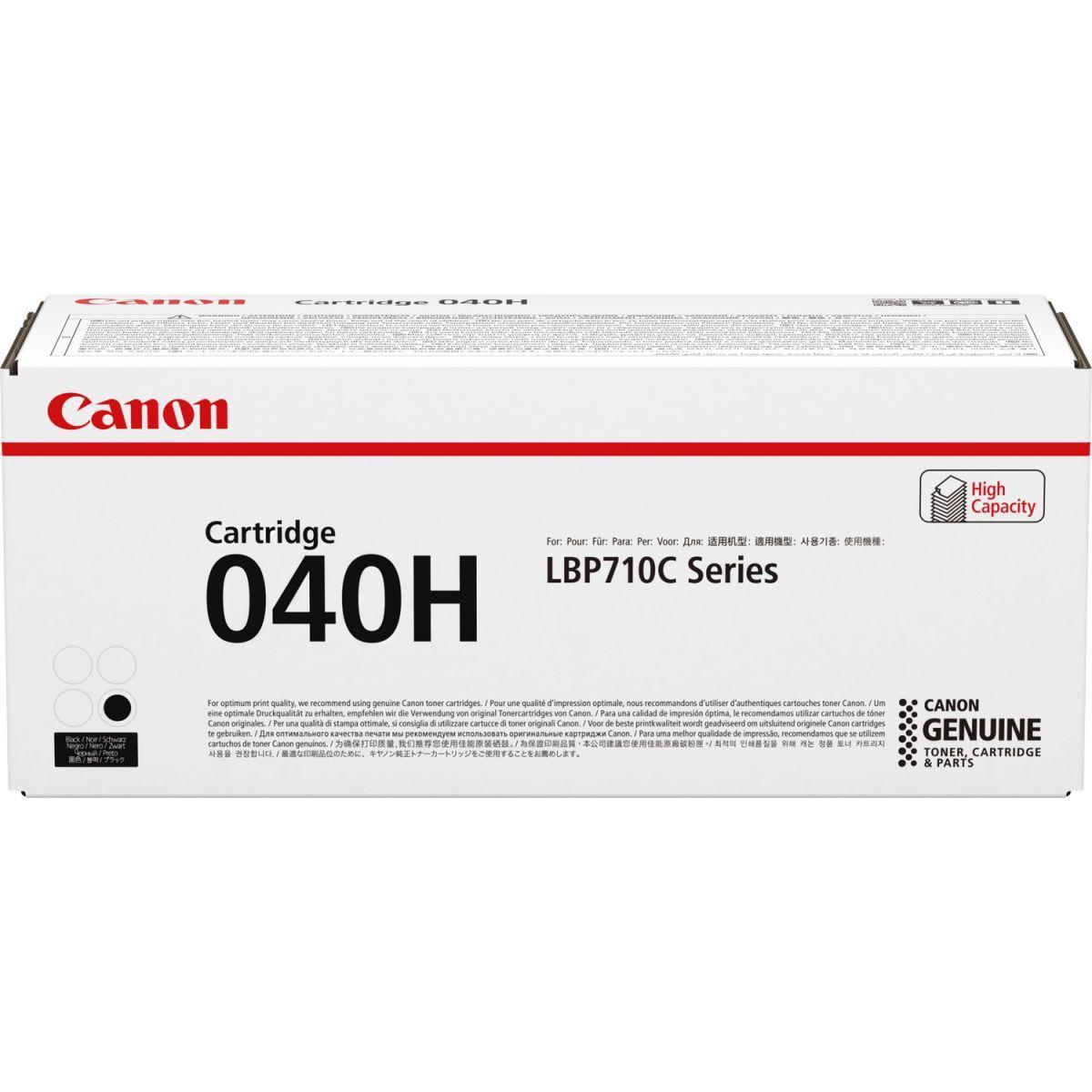 canon 040h toner zwart 12500 afdrukken