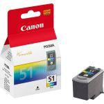 Canon CL-51 inktcartridge kleur 7ml per kleur 560 afdrukken