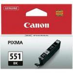 Canon CLI-551BK inktcartridge zwart / 7ml