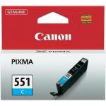 Canon CLI-551C inktcartridge cyaan / 7ml