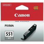 Canon CLI-551GY inktcartridge grijs / 7ml