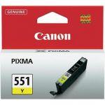 Canon CLI-551Y inktcartridge geel / 7ml
