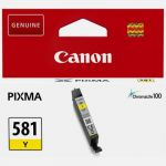 Canon CLI-581Y inktcartridge geel