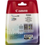 Canon PG-40 / CL-41 inktcartridge zwart en kleur