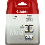 Canon PG-545 / CL-546 inktcartridge zwart en kleur