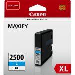 Canon PGI-2500XLC inktcartridge cyaan