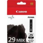 Canon PGI-29MBK inktcartridge mat zwart