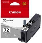 Canon PGI-72GY inktcartridge grijs