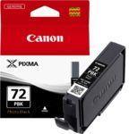 Canon PGI-72PBK inktcartridge foto zwart