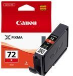 Canon PGI-72R inktcartridge rood
