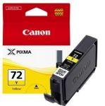 Canon PGI-72Y inktcartridge geel