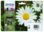 Epson 18XL multipack, set/4 inktcartridges BK/C/M/Y
