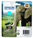 Epson 24 inktcartridge cyaan / 4,6 ml