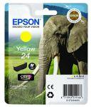 Epson 24 inktcartridge geel / 4,6 ml