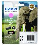 Epson 24 inktcartridge licht magenta / 5,1 ml