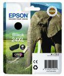 Epson 24XL inktcartridge zwart / 10 ml