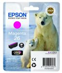 Epson 26 inktcartridge magenta / 4,5ml