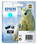 Epson 26XL inktcartridge cyaan / 9,7ml