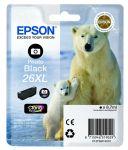 Epson 26XL inktcartridge foto zwart / 8,7ml