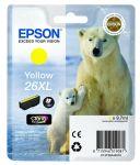 Epson 26XL inktcartridge geel / 9,7ml
