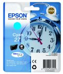 Epson 27 inktcartridge cyaan / 3,6ml
