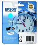 Epson 27 inktcartridge cyaan / 3,6ml