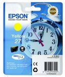 Epson 27 inktcartridge geel / 3,6ml