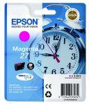 Epson 27 inktcartridge magenta / 3,6ml
