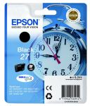 Epson 27 inktcartridge zwart / 6,2ml