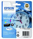 Epson 27 multipack cyaan / magenta / geel / 3,6ml