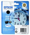 Epson 27XL inktcartridge zwart / 17,2ml