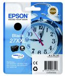 Epson 27XXL inktcartridge zwart / 34,1ml