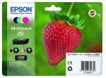 Epson 29 multipack, set/4 inktcartridges BK/C/M/Y