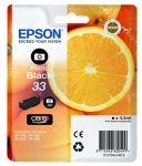 Epson 33 inktcartridge foto zwart / 4,5ml
