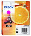 Epson 33 inktcartridge magenta / 4,5ml