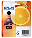 Epson 33 inktcartridge zwart / 6,4ml
