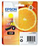 Epson 33XL inktcartridge geel / 8,9ml