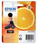 Epson 33XL inktcartridge zwart / 12,2ml