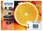 Epson 33XL multipack, set/5 inktcartridges