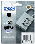 Epson 35XL inktcartridge zwart / 41,2ml