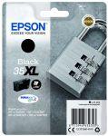 Epson 35XL inktcartridge zwart / 41,2ml
