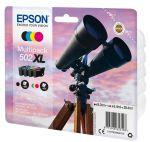 Epson 502XL multipack, set/4 inktcartridges