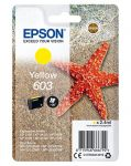 Epson 603 inktcartridge geel / 2,4ml