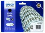 Epson 79XL inktcartridge zwart / 41,8ml,